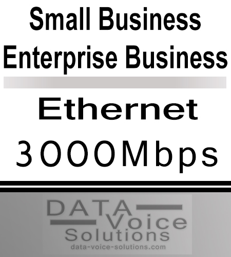 data-voice-solutions.com: 3000mbps small business enterprise business ethernet,  Large Enterprise Sized Organization Business  Internet - Data answers , Small and Medium Sized Business Business  Ethernet Internet Access 20Gigs , plus