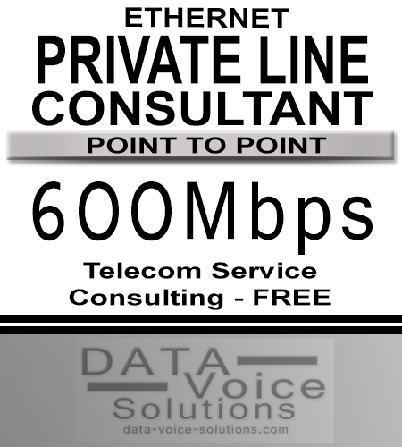 data-voice-solutions.com: ethernet private line consultant 600Mb, 